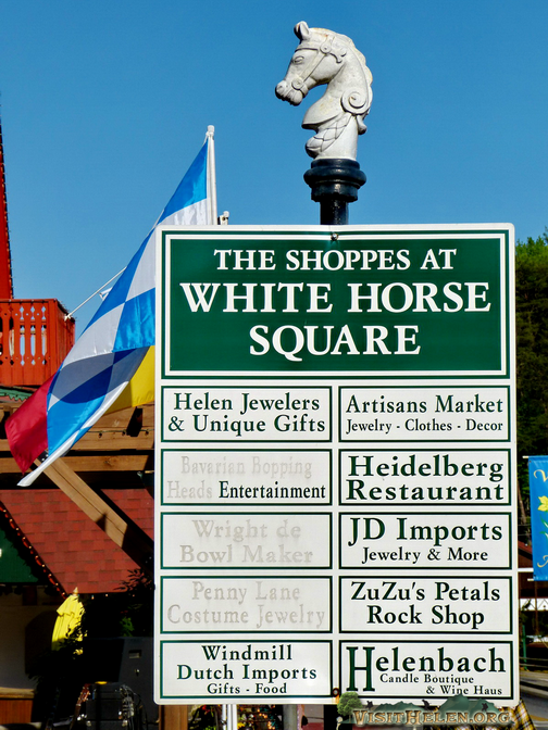 Visithelen Org Visit Helen On Twitter Candle Boutique White Horse Vacation Plan
