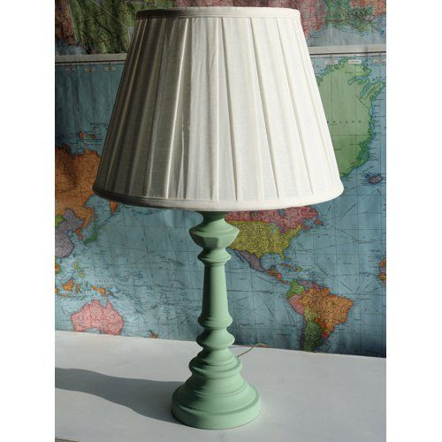Find it at the Foundary - Avery Lamp - Beachglass