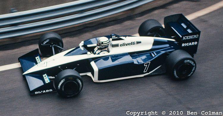 1987 Brabham BT56 - BMW (Riccardo Patrese)