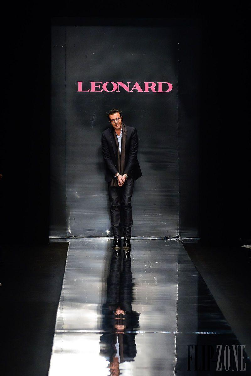 Léonard - Pret a porter - Otoño-Invierno 2013-2014 -