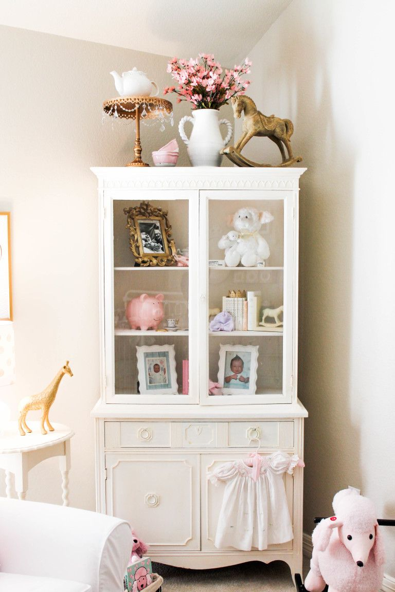 Everly Kate S Vintage Glam Nursery Baby Decor