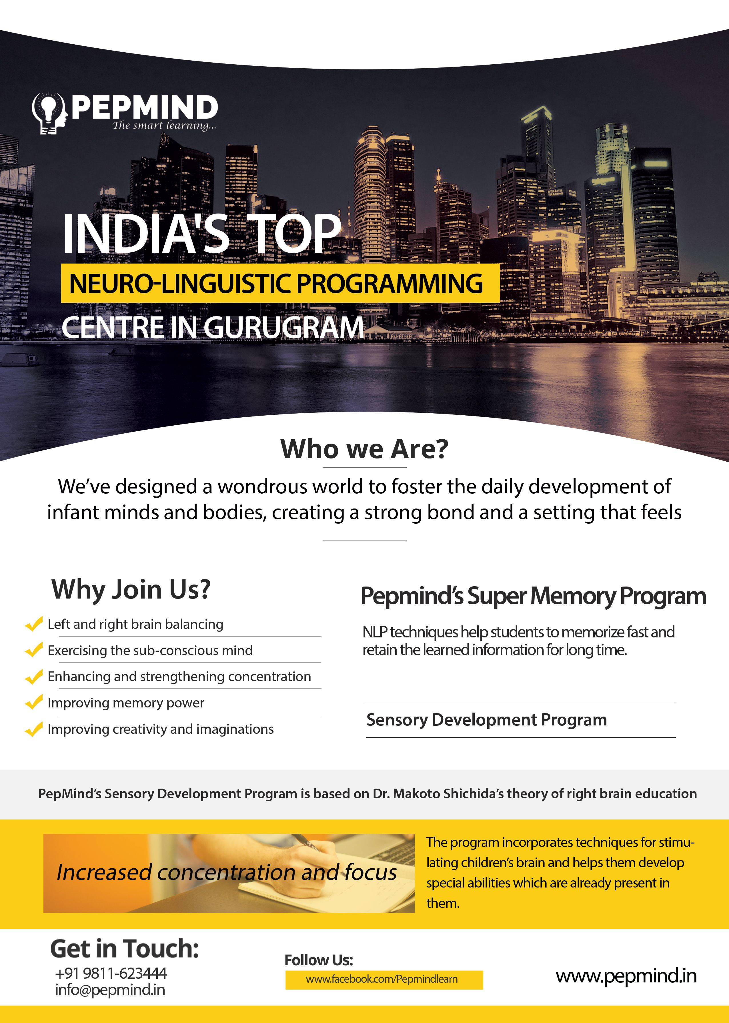 Nlp Concentration - NLP Practicioner