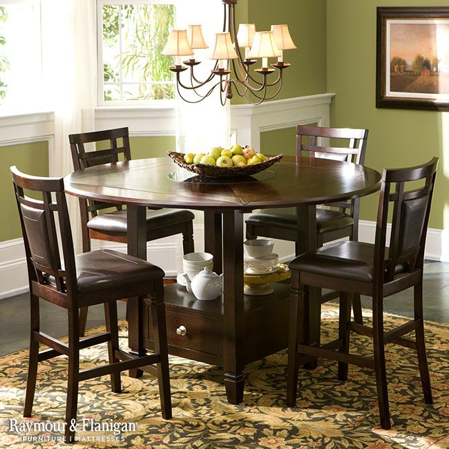Northfield 5 Pc Counter Height Dining Set Counter Height Dining