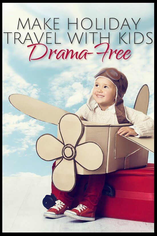 10 tips to make traveling and flying with kids drama-free