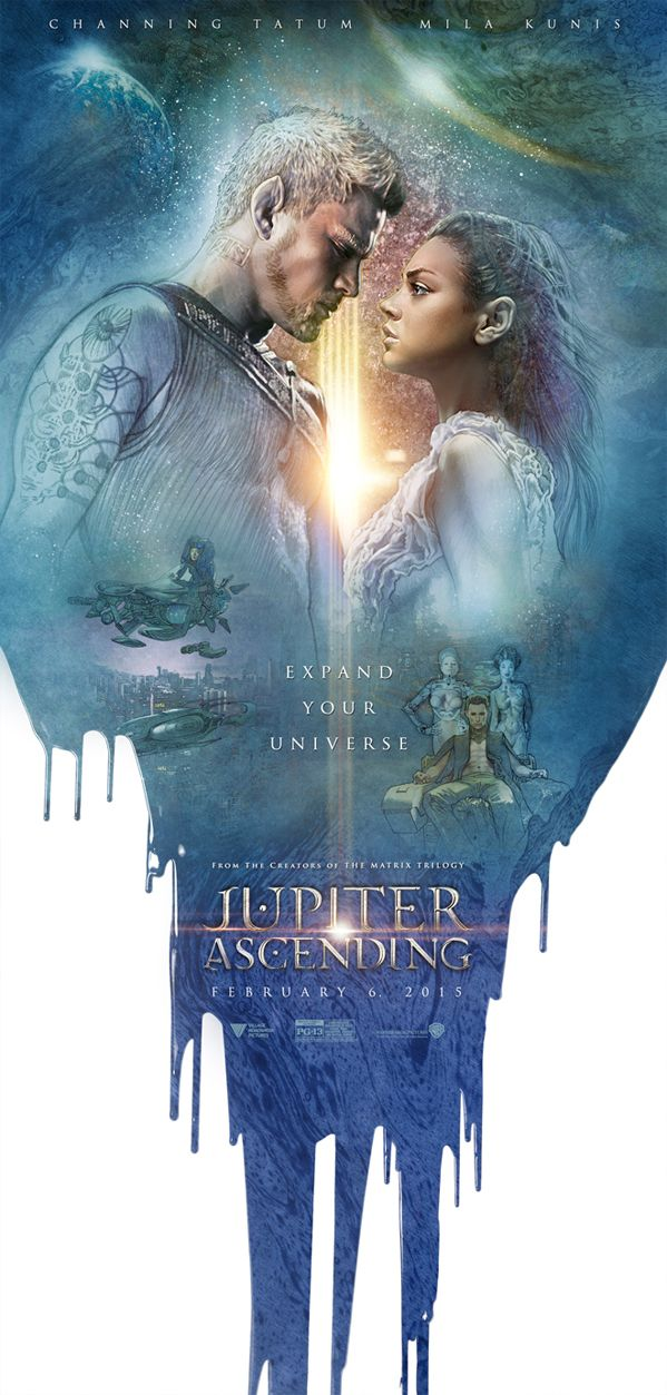 Check Out These Awesome Alternate Posters For Jupiter Ascending Jupiter Ascending Movie Jupiter Ascending Movie Posters