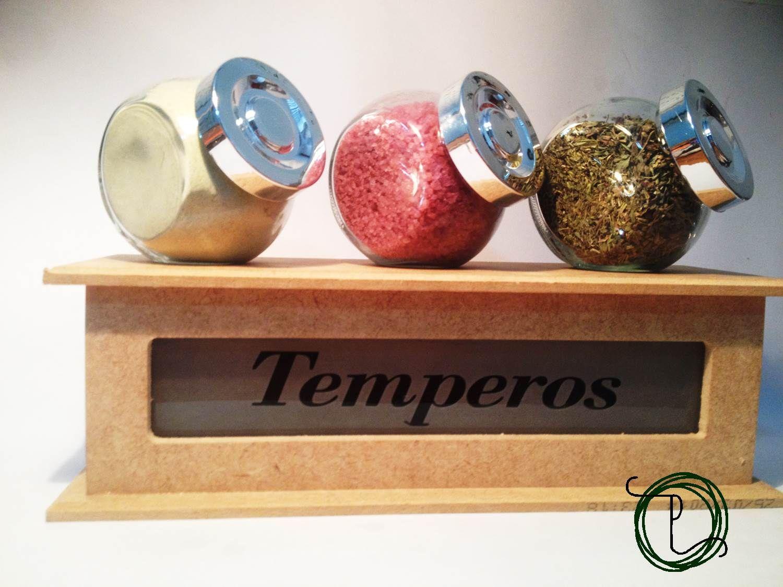 Caixa de Temperos
