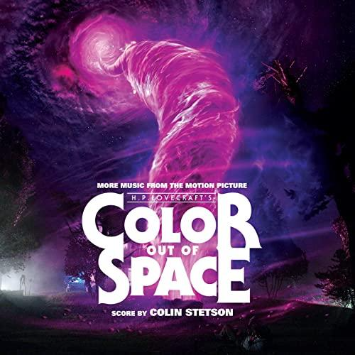 Original Motion Picture Soundtrack More Music From The Film From H P Lovecraft S Horror Movie Color Out Of Space Color Out Of Space Soundtrack Space Movies