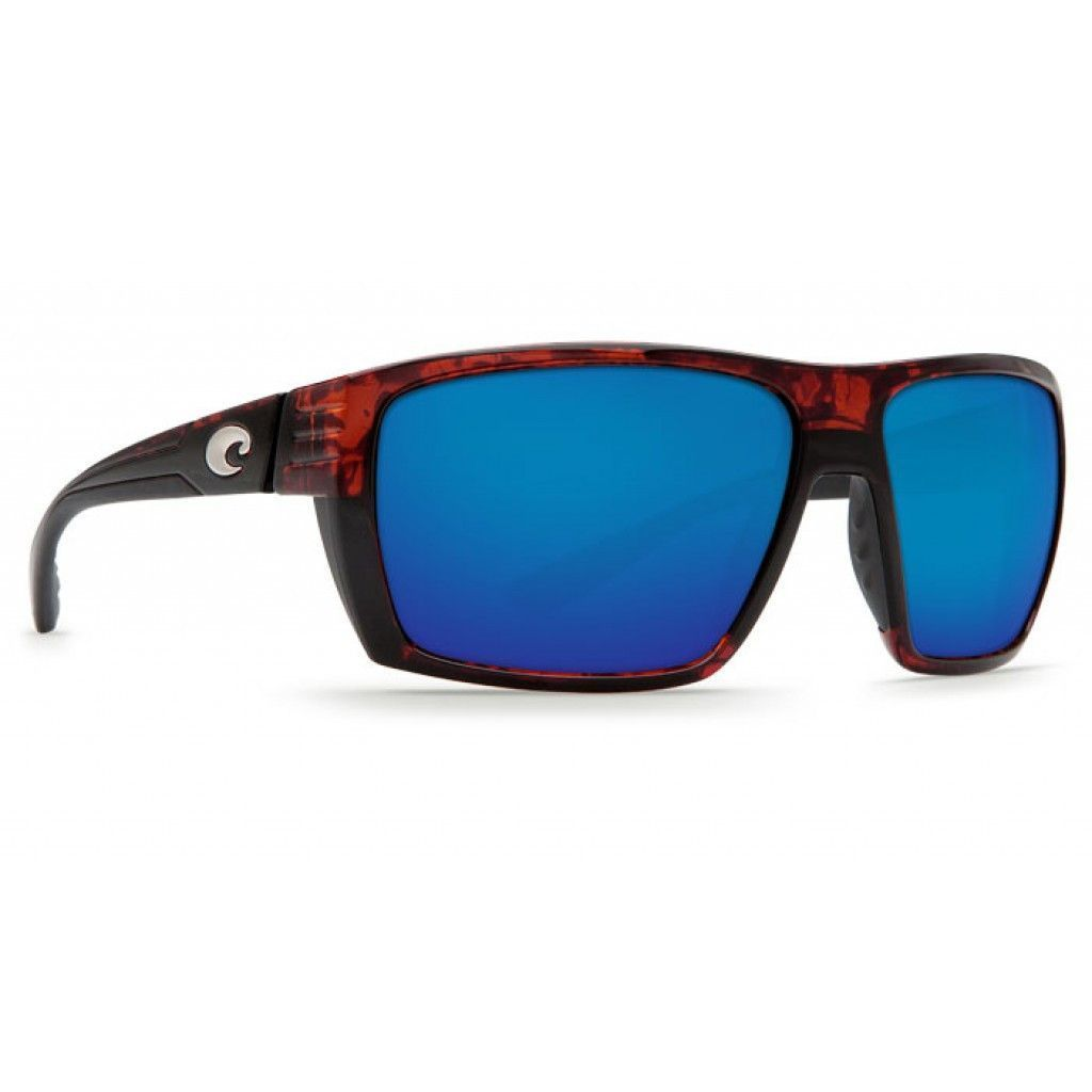 adb5da4866 Hamlin Tortoise Sunglasses with Blue Mirror 400G Lenses by Costa Del ...