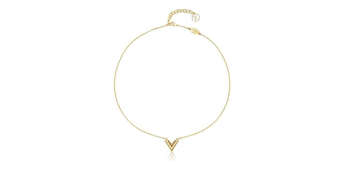 3815bba527bc Essential V necklace - ACCESSORIES