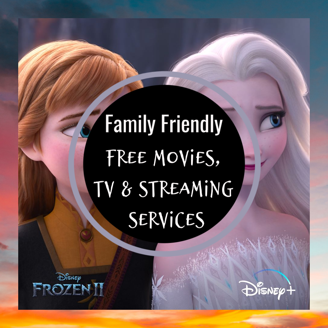 movie streaming service by Jen & Sia   Thrifty NW Mom