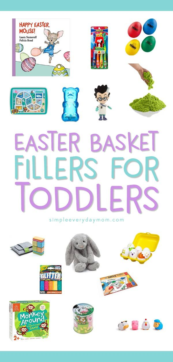 16 fun easter basket ideas for toddlers that arent junk 16 fun easter basket ideas for toddlers that arent junk basket ideas easter baskets and easter negle Gallery