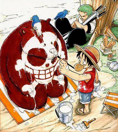 Luffy Zorro One Piece One Piece Anime One Piece Manga Zoro