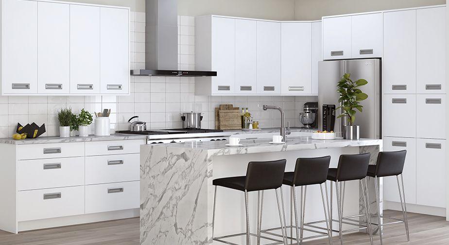 Genoa Bianco | Home Decorators Cabinetry