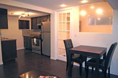 Furn Open Concept 1bdrm On Lower Level House Free Parking House Property For Rent Open Concept