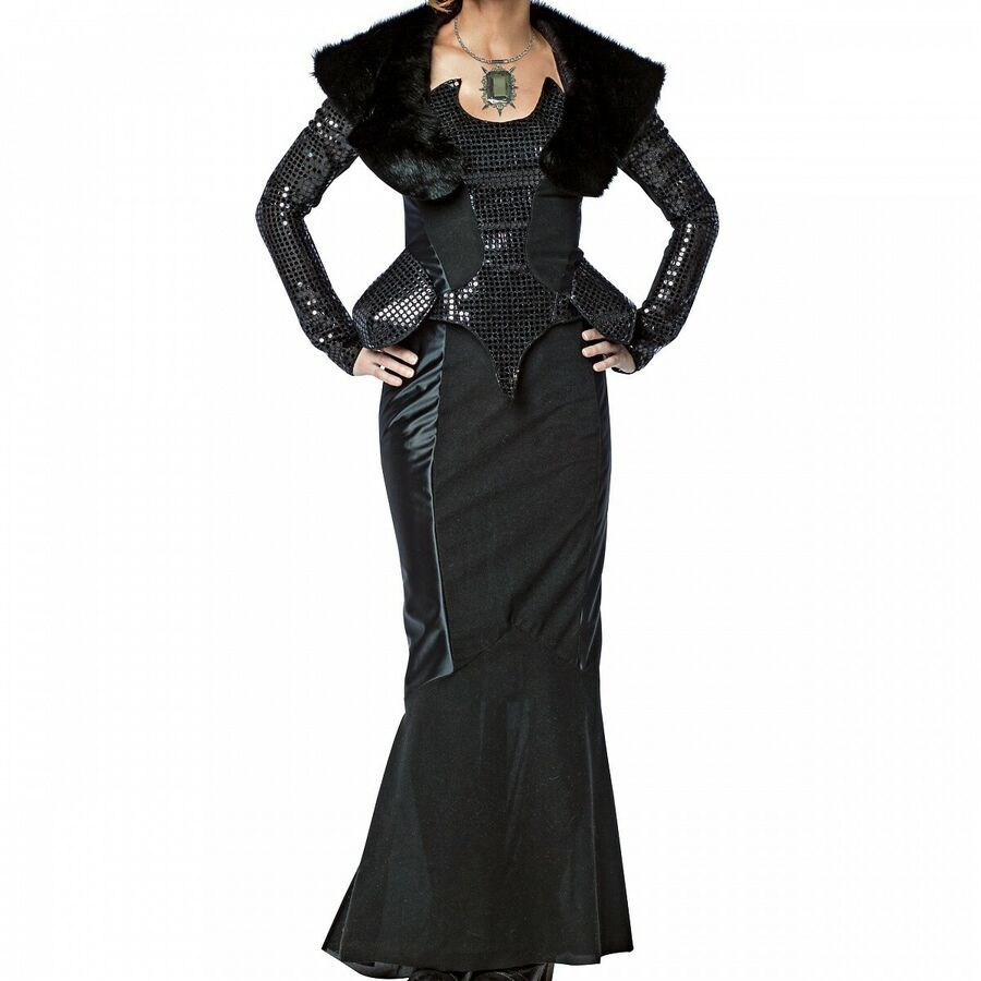 Details about Zelena Costume Adult Witch Once Upon A Time ...