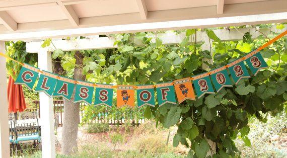 preschool graduation banner