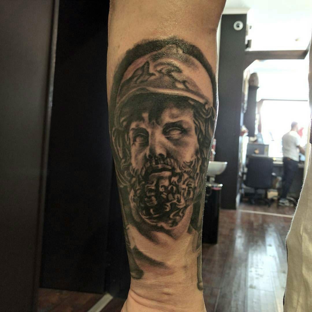 Dave clayton davewclayton melbourne tattoo