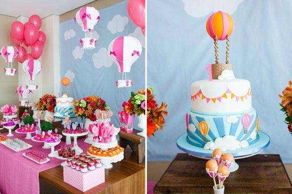 Festa Aniversario Tema Balão Google Search Festa Balão