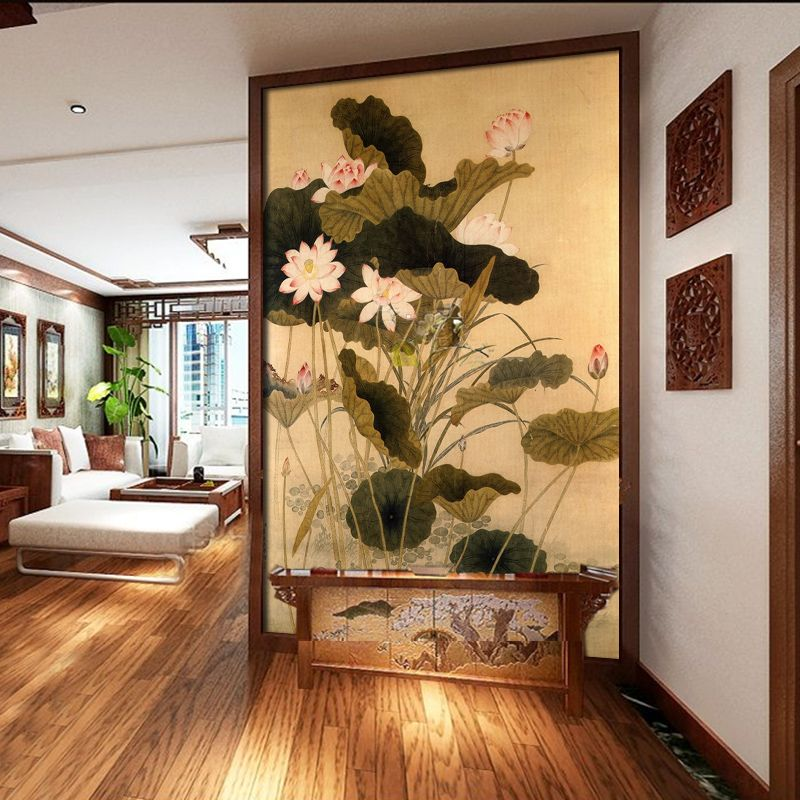 Custom Photo Wallpaper 3d Chinese Wallpaper Classical Retro