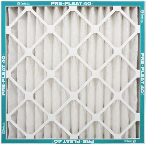 Flanders Precisionaire 0 10 By 10 By 1 Pre Pleat 40 Merv 8 Lpd Air Filter Air Filter Furnace Filters Ac Filters