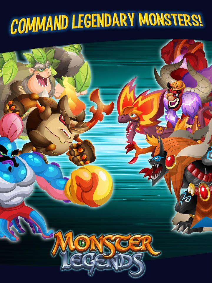 Monster Legends Hack 2018 September Android & iOS