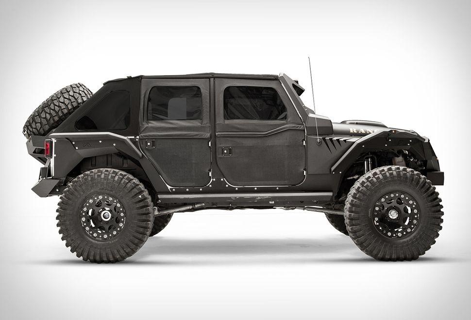 Fab Fours Wrangler Off Road Kit Jeep Wrangler Jeep Wrangler Off