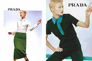 Carolyn Murphy, Prada 1996