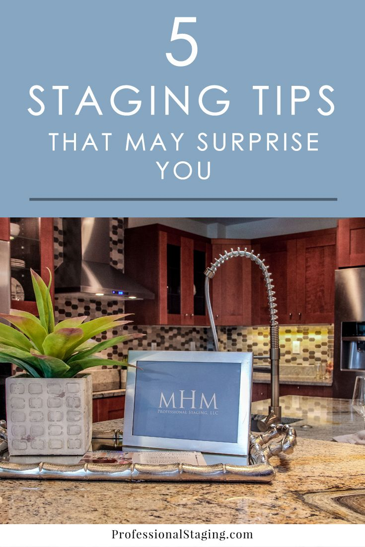 Surprising Home Staging Tricks That Work | Stage, Real estate and House
