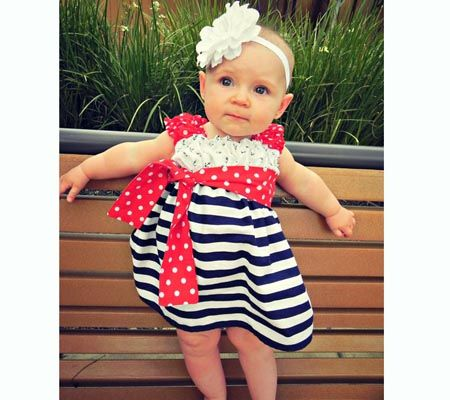 22 Adorable Fourth of July Outfits for Baby Boys & Girls | Disney Baby - 22 Adorable Fourth Of July Outfits For Baby Boys & Girls Disney
