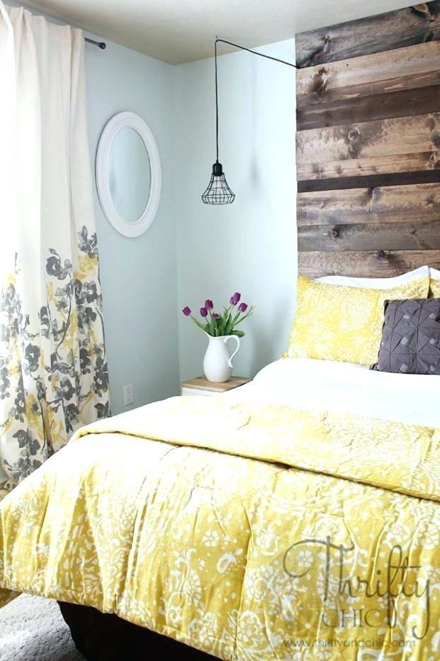 grey and yellow bedroom ideas yellow bedroom decorating ...