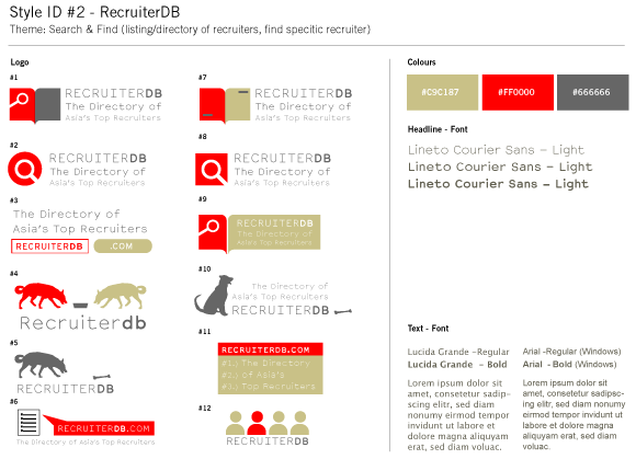 graphic design style guides - Google Search | Style Guides ...