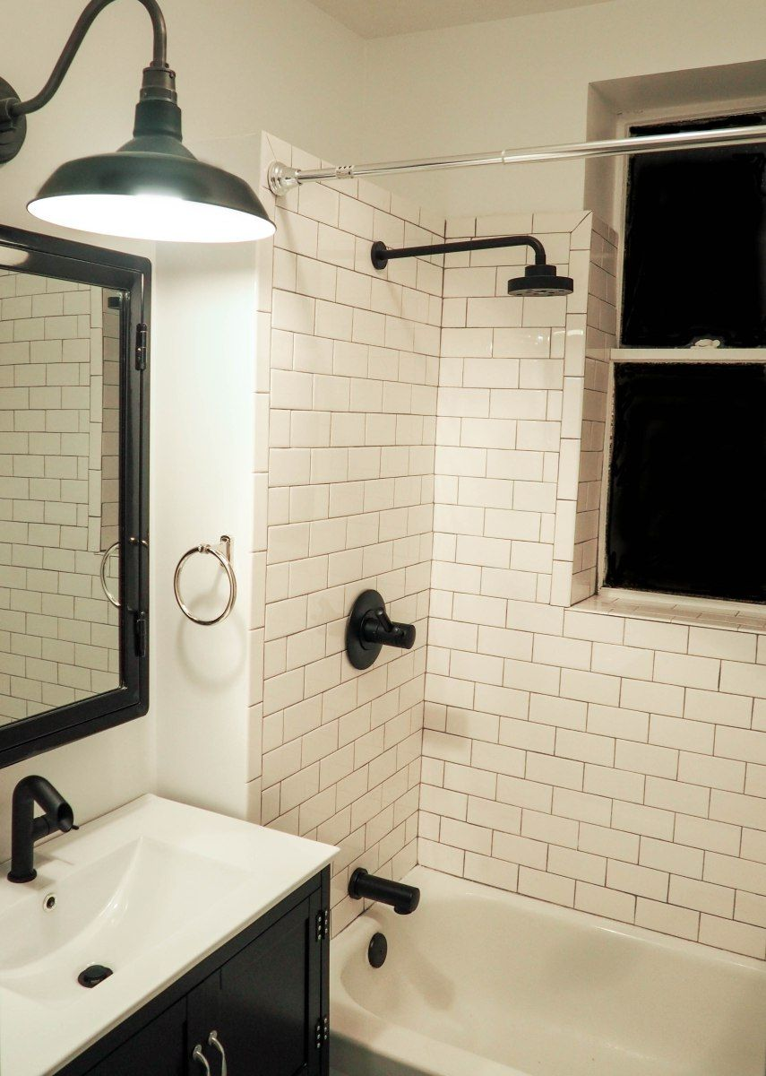 In Order To Stay Somewhat Period Correct While Modernizing The Home - Order of bathroom renovation