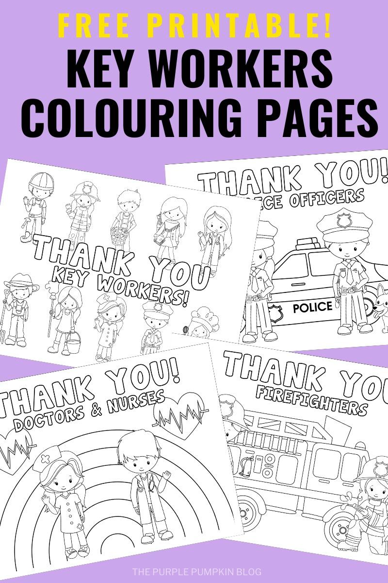 Essential Workers Coloring Sheets Coloring Sheets Colouring Pages Printable Coloring Pages