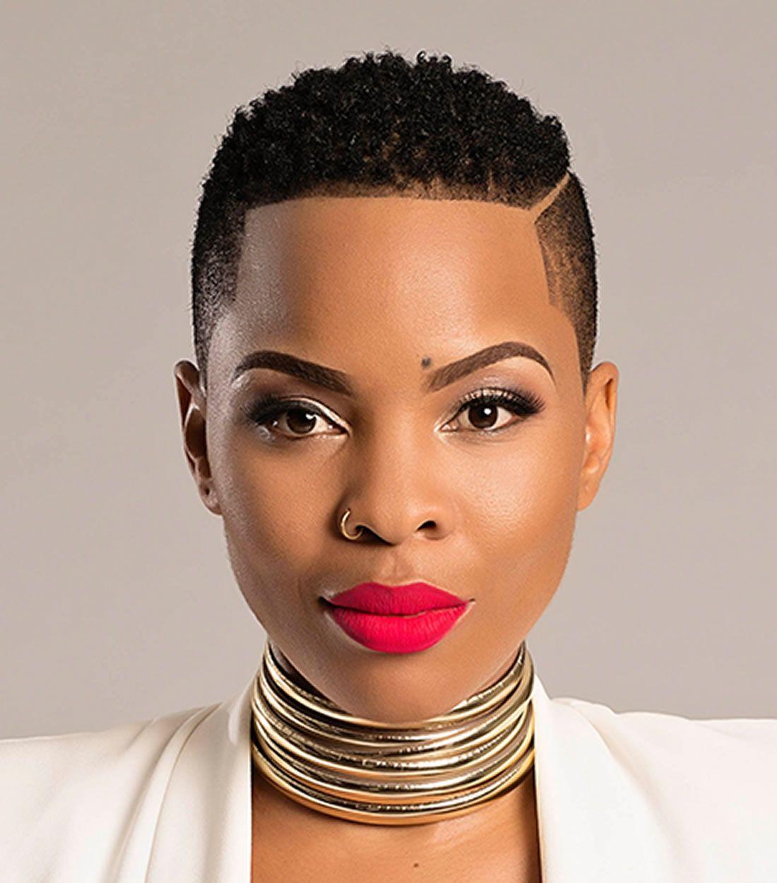 exquisite Afroamerikaner kurze Frisuren und Frisuren für