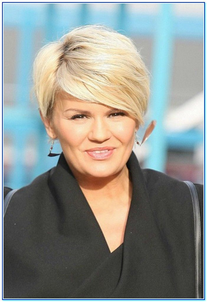 hairstyles for women over 60 with thick hair | Short Hairstyles For ...