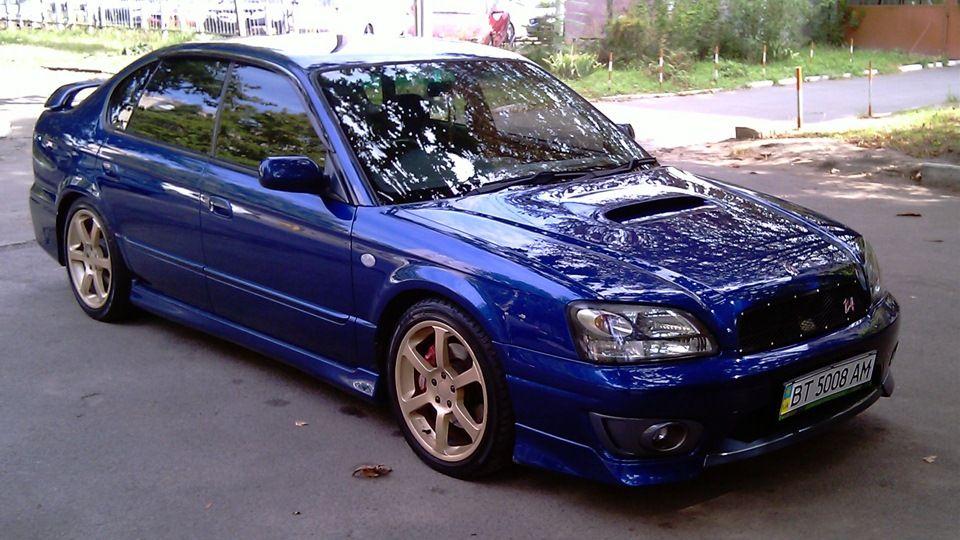 מותג חדש Subaru Legacy B4 Genuine Tommy Kaira | cars // everything | Jdm RQ-96