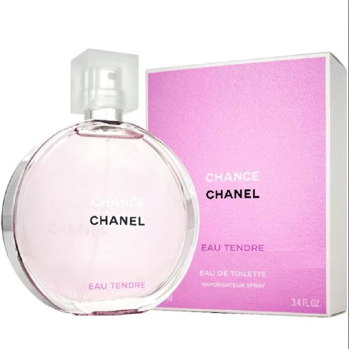 79 99 Chance Eau Tendre By Chanel Eau De Toilette Spray 3 4oz Chance Tendre Chanel Toilette Spray 3 4oz Perfu Perfume Perfume Spray Luxury Perfume