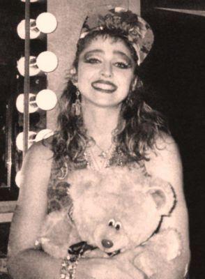 Pin By Paula Dollekamp On Radio City Music Hall 1985 Madonna Lady Madonna Madonna Rare
