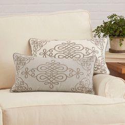 Eliza Cotton Pillow Cover