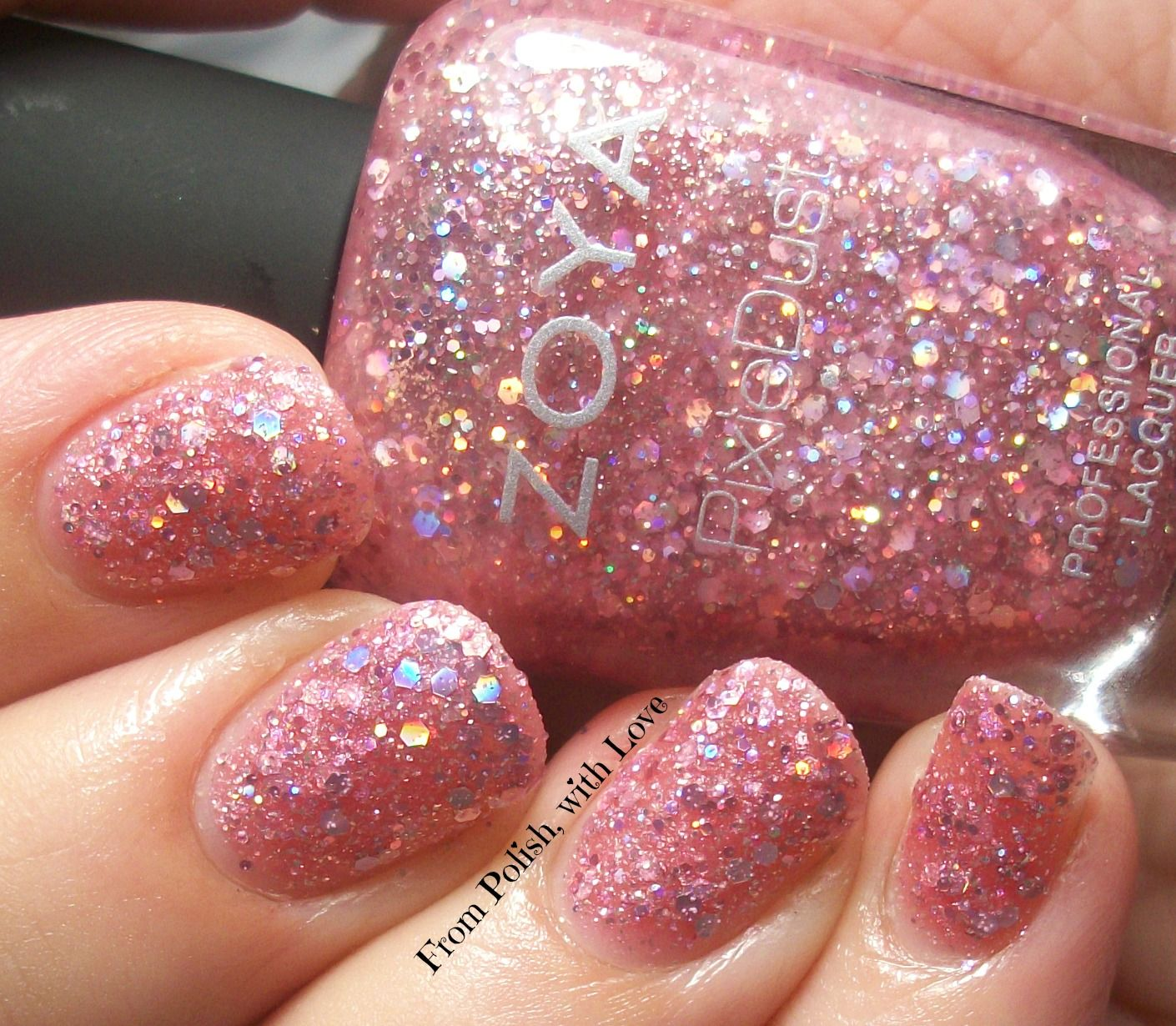Zoya Magical Pixie Summer 2014 swatches and review-Ginni