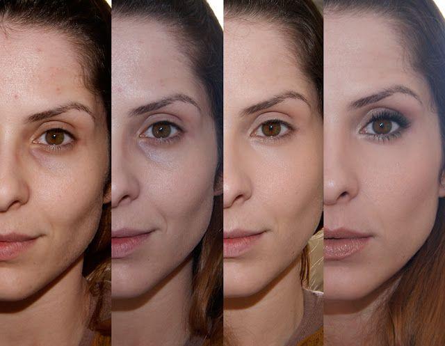 Cacau Make UP: Resenha - BB Cream Diamond Collection Skin79 (com antes e Depois)