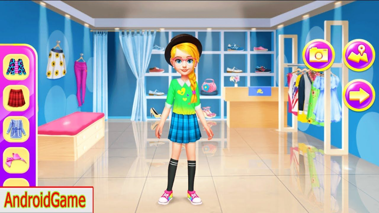 Crazy Shopping Mall Adventure Android Game play For Kids