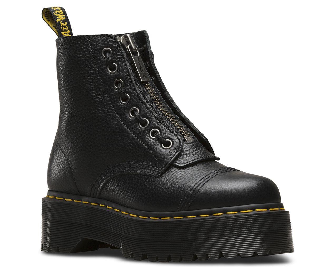 Bottes, bottines Femmes: chaussures DOC Dr MARTENS Bottes