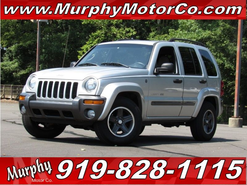 First look! 2004 Jeep Liberty Columbia Edition just added
