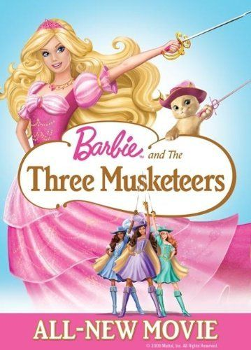 Amazon.com: Barbie and the Three Musketeers: William Lau: Amazon Instant  Video | The three musketeers, Barbie movies, Barbie