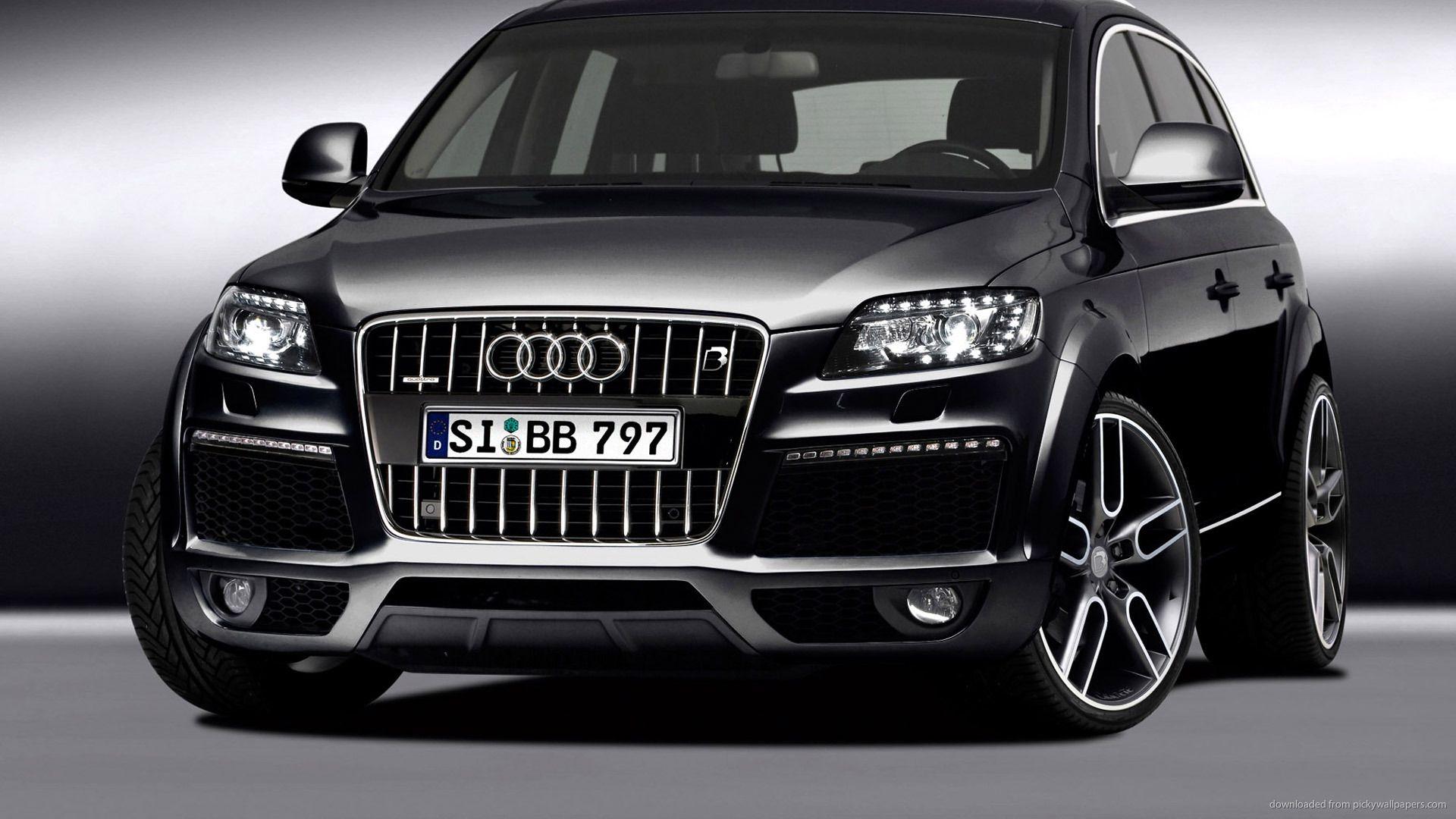 Audi q7 hd pics