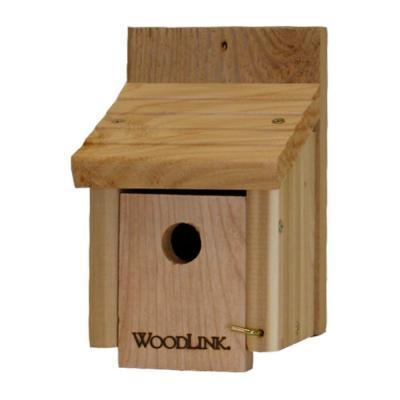 Cedar wren house plans