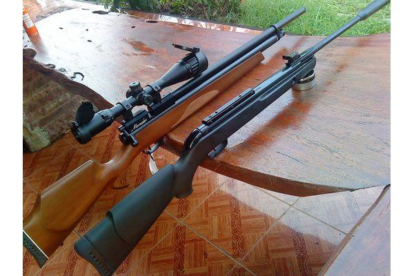 Customer images for Benjamin Marauder Air Rifle - PyramydAir