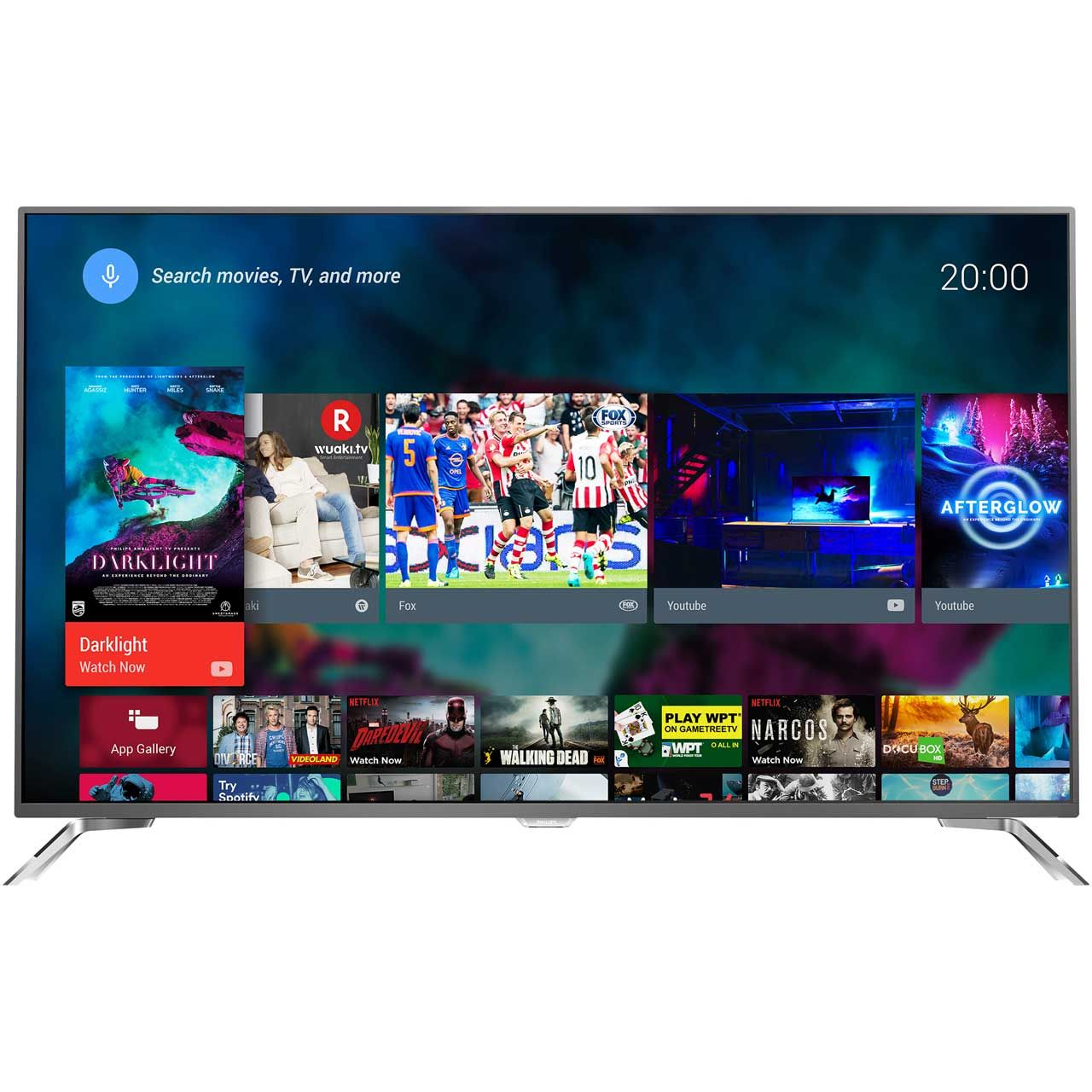 Philips Tv 65pus7101 65 Smart Ambilight 4k Ultra Hd Tv Review