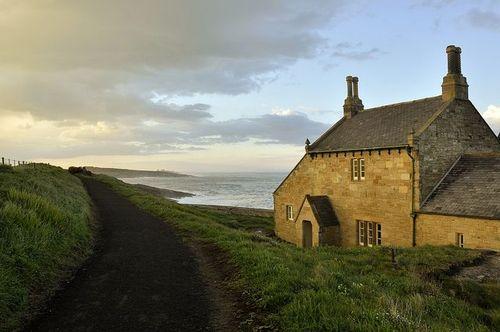 Howick,Northumberland,England.